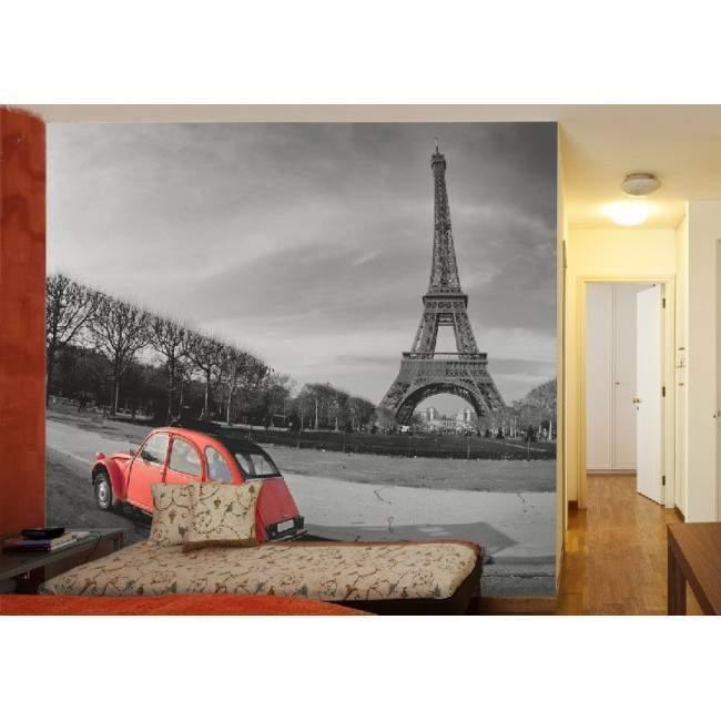 DCV @ Eiffel, φωτογραφική ταπετσαρία